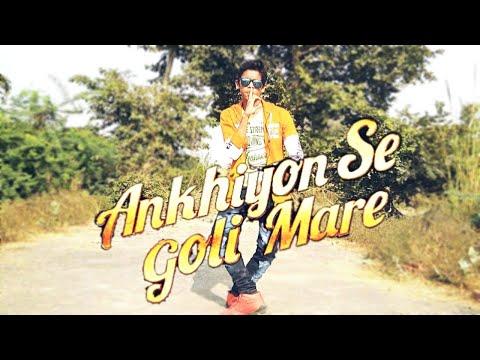 pati-patni-aur-woh:-ankhiyon-se-goli-mare-||-dance-cover-by-devansh-parihar-||-govinda-song-dance