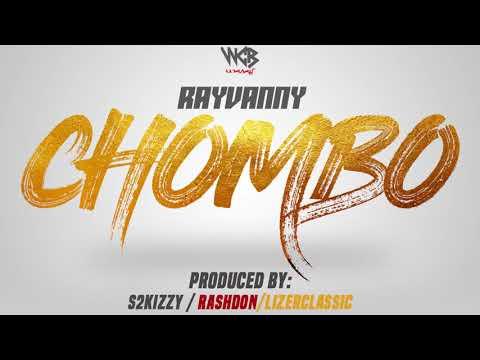 Rayvanny - Chombo (Official Audio) thumbnail