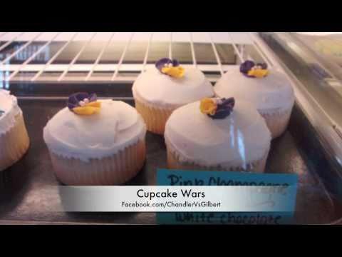 Best cupcakes in Chandler Arizona