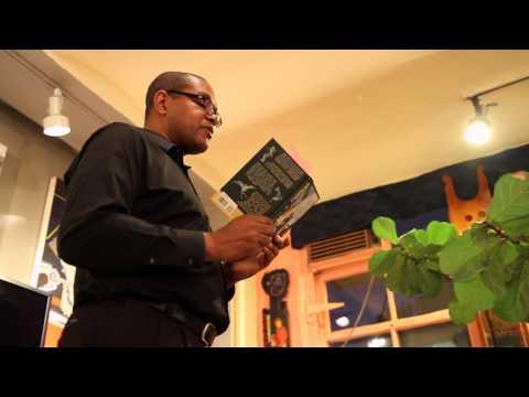Christopher John Farley at PEN World Voices LITERARY SAFARI