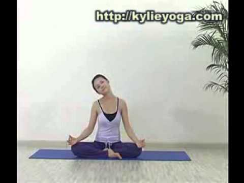 yoga poses for neck pain  youtube