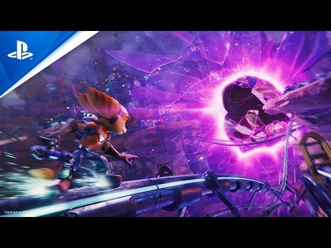 Ratchet & Clank: Rift Apart - Insomniac Insights   PS5