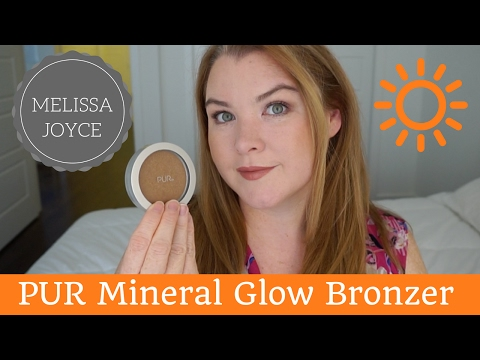 PUR Mineral Glow Bronzer - Review and Swatches