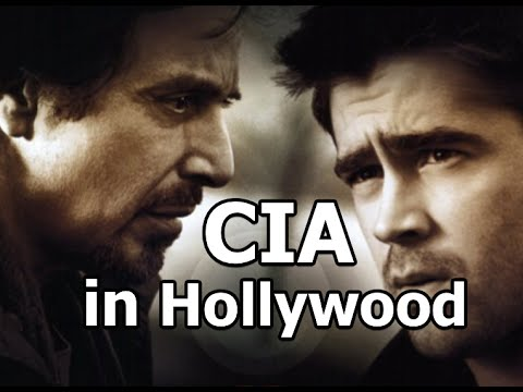 CIA Admits Producing Major Movies & TV Shows - Entertainment Industry Liaison Office Exposed!