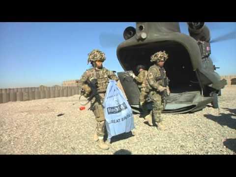My Job In Afghanistan: Senior Combat HR Specialist