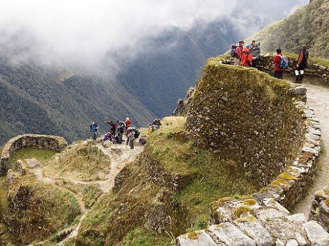 Inca Trail To Machu Picchu, Peru - Best Travel Destination