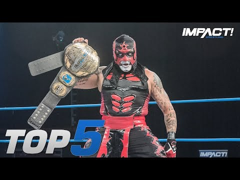 Top 5 Must-See Moments from IMPACT for May 17, 2018 | IMPACT! Highlights May 17, 2018