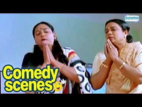 Kalpana movie Comedy - Scene 05 - Upendra - Kannada Comedy Scenes