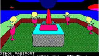 PC 8801 サザンクロス(後半) AVG 1984年 昭和 レトロゲーム