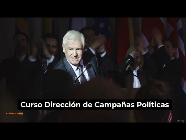 Curso Dirección de Campañas Políticas