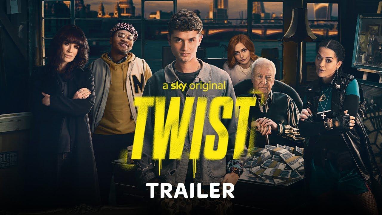 Warner CCXP: Twist, um dos lançamentos da Warner!