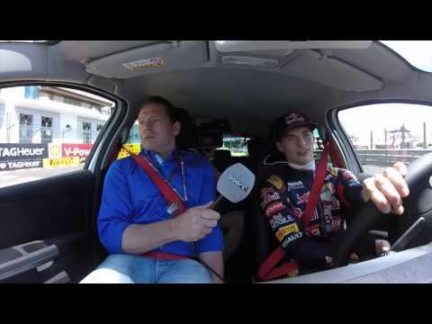 Max drives Jos… MAD!