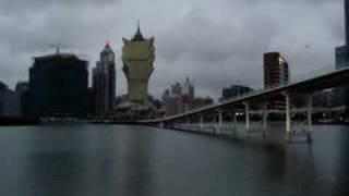 Macau O-Tam Bridge 澳氹大橋