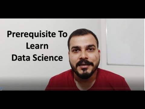 What are the Prerequisites To Learn Data Science