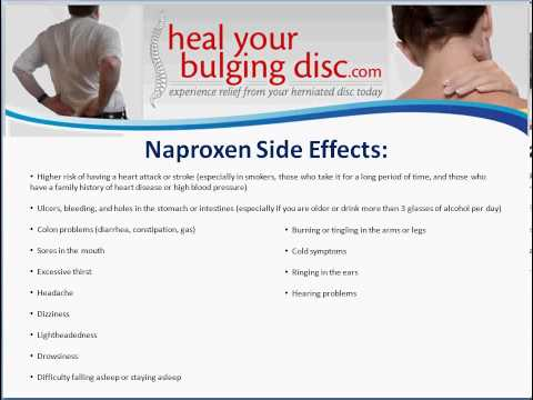 Naproxen - Naproxen Side Effects, Drug Interactions, And Natural Anti Inflammatories