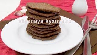 Печеночные оладьи из куриной печени: рецепт быстрых и вкусных котлеток