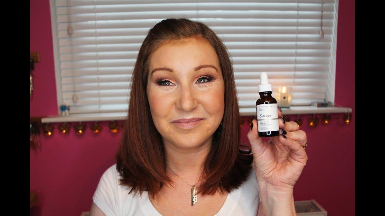 The Ordinary Skincare Resveratrol 3 Ferulic Acid 3 Review Youtube