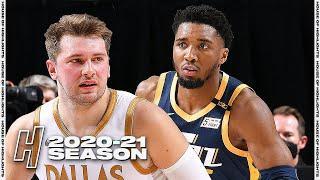 Utah Jazz vs Dallas Mavericks - Full Game Highlights | April 5, 2021 | 2020-21 NBA Season