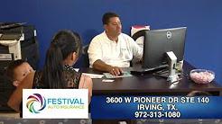 Festival auto insurance