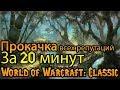 Прокачка репутаций World of Warcraft: Classic