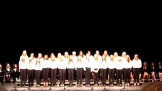Malvern College House Singing 2011 - House 4 (LEAN ON ME)