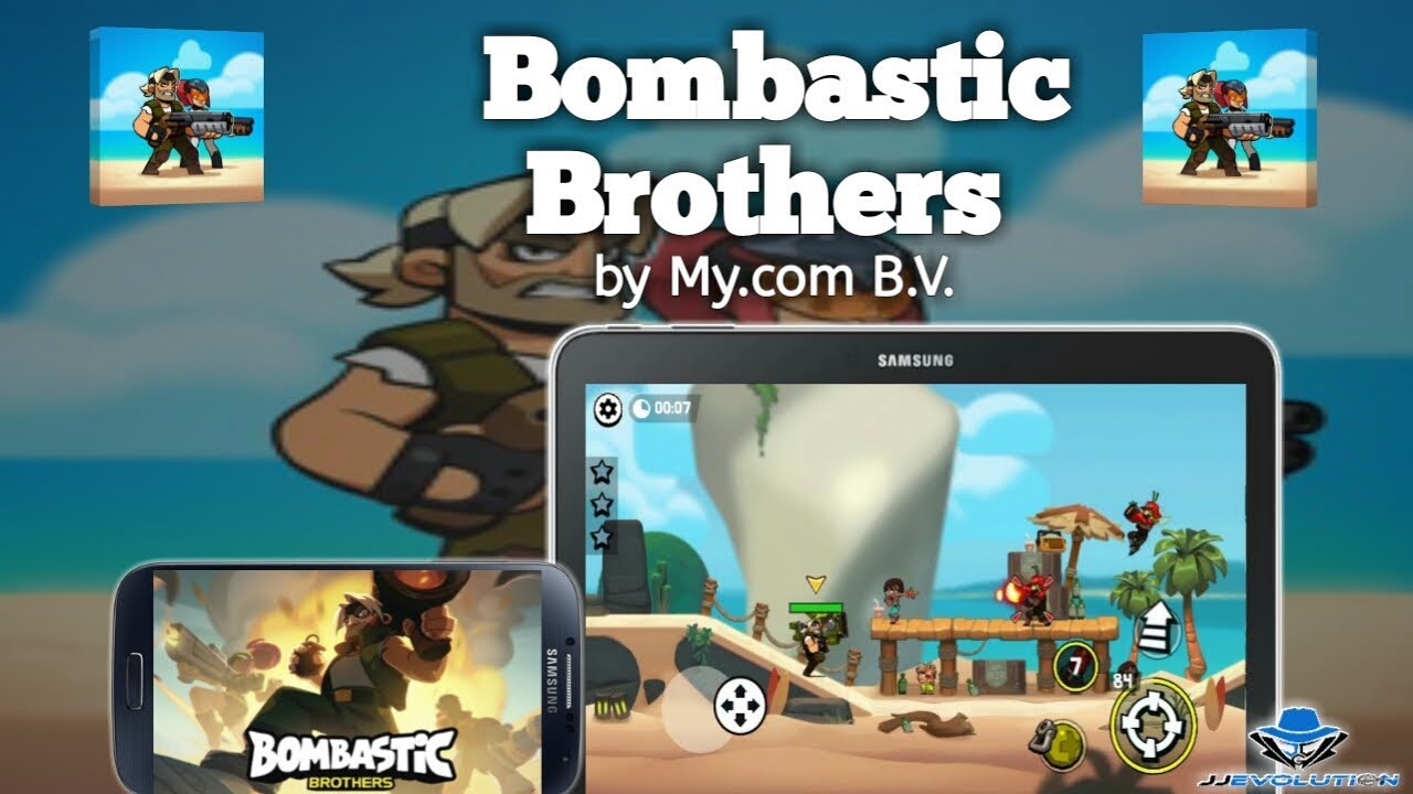 Bombastic Brothers Top Squad Trending Mobile Game