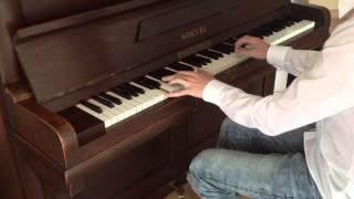 21 Guns - Green Day (piano cover)