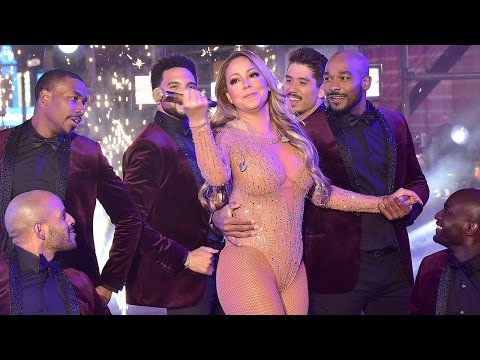 Thumbnail: Mariah Carey Says She Is 'Mortified' About NYE Performance