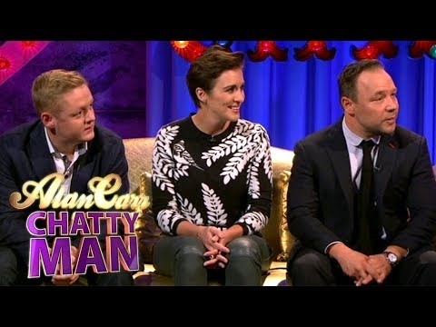 This is England '90 Cast Interview | Alan Carr Chatty Man