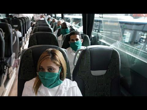 إسبانيا: 838 وفاة بفيروس كورونا خلال 24 ساعة لترتفع حصيلة الوفيات إلى 6528 منذ ظهور الوباء  - نشر قبل 10 ساعة