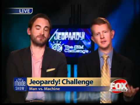 Jeopardy! champs talk computer challenge