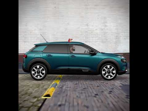 New Citroën C4 Cactus - Progessive Hydraulic Cushions™