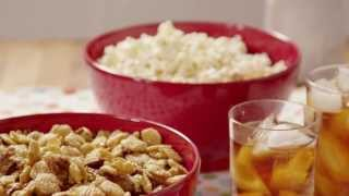 Snack Recipe - How To Make Caramel Snack Mix