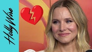 "Kristen Bell Gets Emotional Over ""The Good Place"" Cast and Final Season 