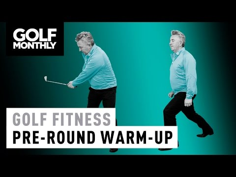 Golf Fitness Drills – Pre-Round Warm-Up