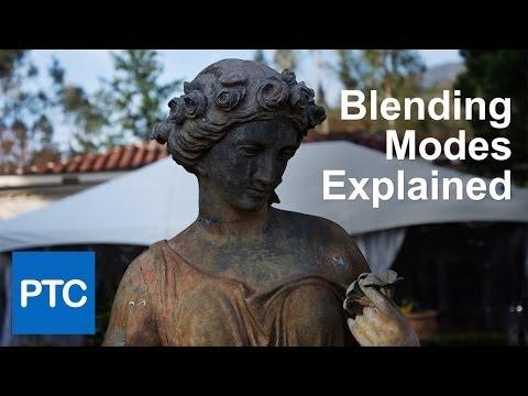 Blending Modes Explained - Photoshop Tutorial