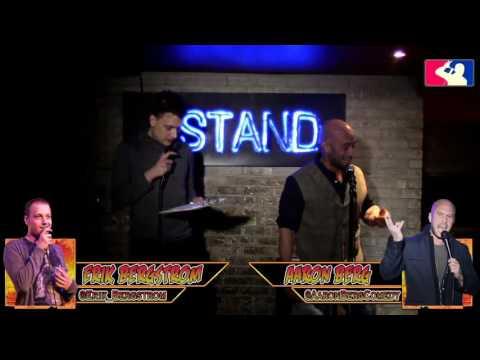 The RoastMasters 1.10.17 Main Event: Aaron Berg vs. Erik Bergstrom