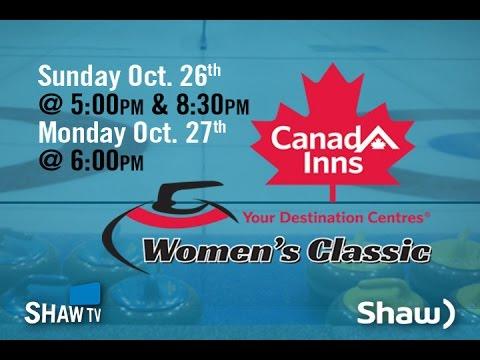 Canad Inn's Prairie Classic Womens Final