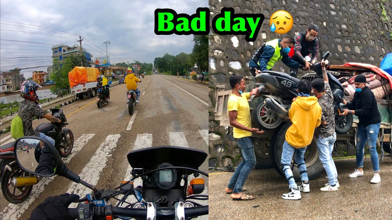 The Return Trip / Having a Bad Day :(
