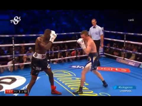 Tom Farrell vs Ohara Davies - Boxing International Super-Lightweight Title