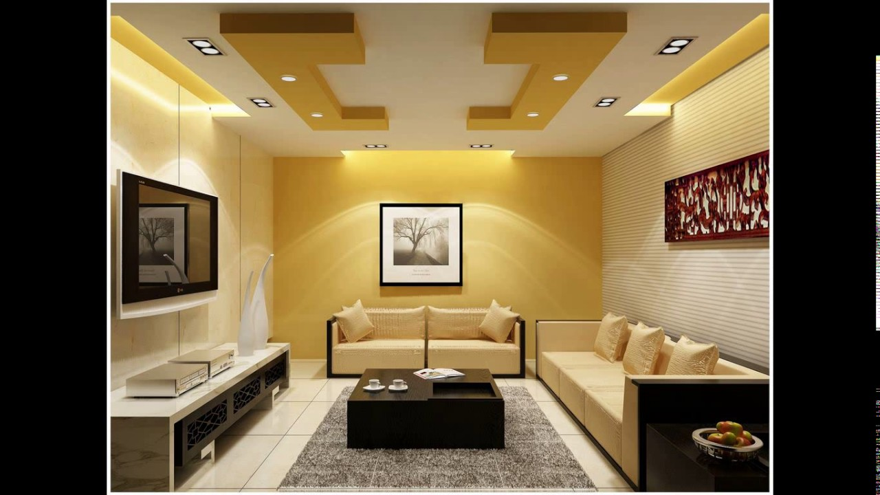 False ceiling designs for small kitchen - YouTube