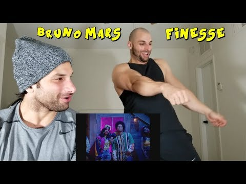 Bruno Mars - Finesse (Remix) [Feat. Cardi B] [REACTION]