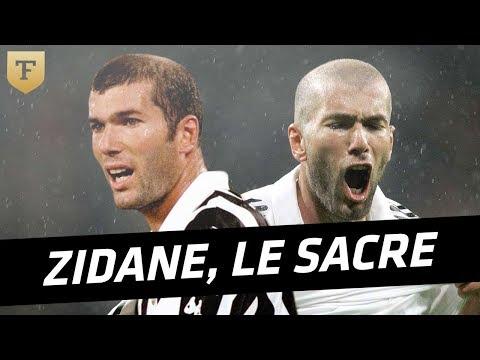 Saga Zidane : Le sacre (Juventus Turin, Real Madrid, Equipe de France)