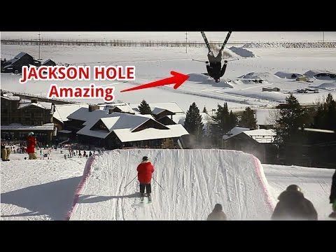 [EXTREME] Backcountry Skiing Jackson Hole Vacations | Travel Fun Guide