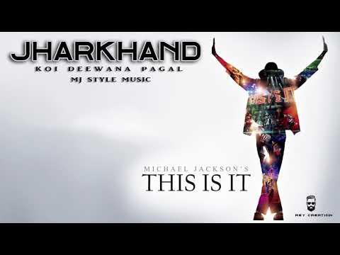 #JHARKHAND SONG koi deewana pagal dance beat M.J STYLE  REY CREATION