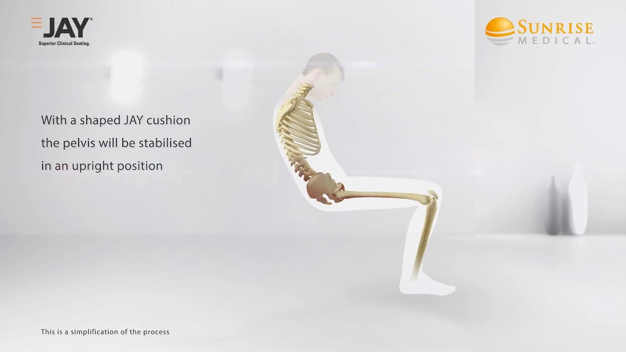 JAY Wheelchair Backs - Animation