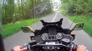 Demo ride Bmw K1600 Grand American