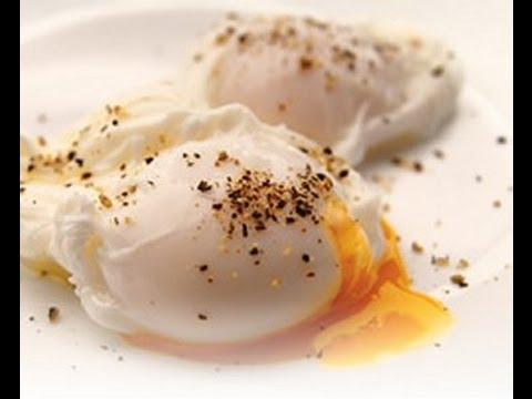 how to cook poached eggs youtube