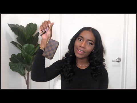 Louis Vuitton Key Pouch/Cles Review