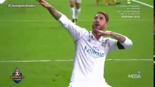 El CAPITÁN Sergio Ramos vuelve a la Champions. El VÍDEO de Edu Aguirre